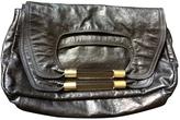 Chloé Black Leather Clutch bag