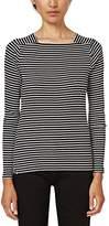 Esprit Women's 028eo1k002 Long Sleeve Top