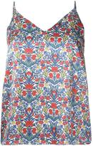 H Beauty&Youth floral print blouse