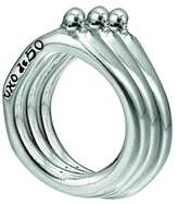 Uno de 50 Unode50 Women's Triooo Ring