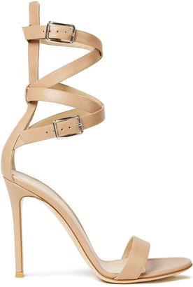 Gianvito Rossi Aleris 105 Leather Sandals