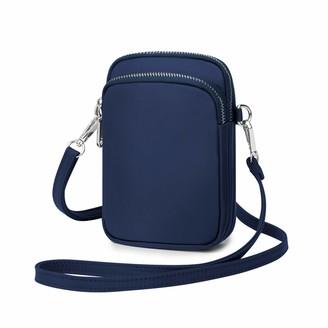 Wind Took Phone Bags Mini Crossbody Bag Purse Small Compact Handbags Passport Wallet Phone Holder Bags Shoulder Bag For Women Girls