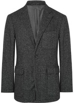 Engineered Garments Charcoal Slim-fit Wool-blend Blazer - Charcoal