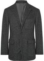 Engineered Garments Charcoal Slim-Fit Wool-Blend Blazer