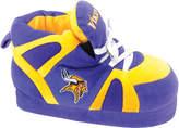 Comfy Feet Men's Minnesota Vikings 01 - Purple/Gold Slippers