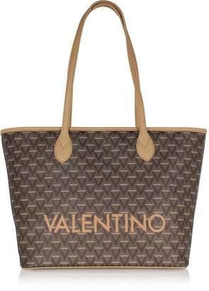 Mario Valentino Valentino By Liuto Signature Eco Leather Shoulder Bag
