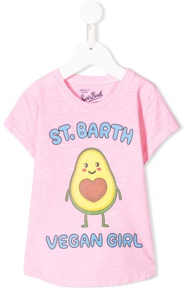 MC2 Saint Barth Kids Emma T-shirt