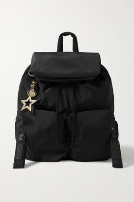 See by Chloe Joy Rider Shell Backpack - Black