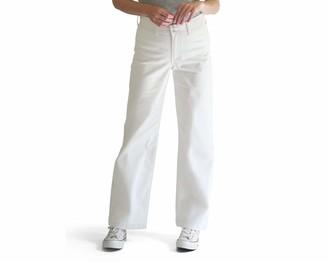 Levi's Women's Classic Utility Wide Leg Jeans
