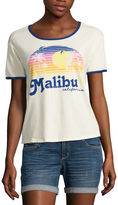 Fifth Sun Malibu Graphic T-Shirt- Junior