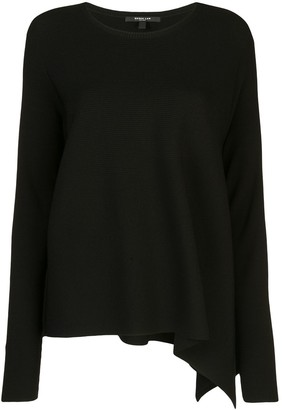 Derek Lam Asymmetric Knitted Jumper