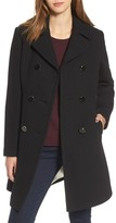 Kate Spade Women's Double Breasted Coat