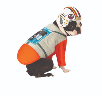 Rubie's Costume Co Star Wars X-Wing Pilot Pet Costume