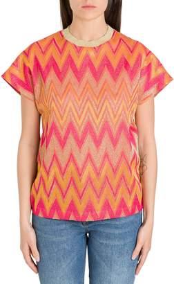 M Missoni Zig-Zag T-Shirt