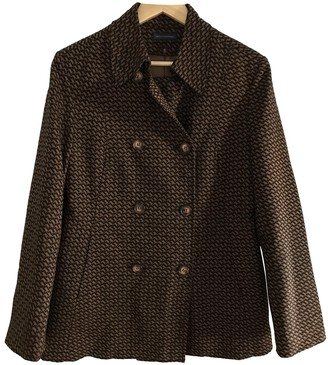 Adolfo Dominguez Multicolour Wool Jacket for Women