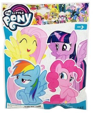My Little Pony 6PK Glitter Bows