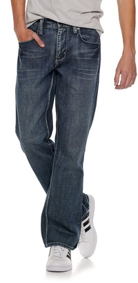 Urban Pipeline Men's Relaxed-Fit Bootcut Jeans