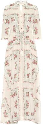 Tory Burch Floral cotton dress