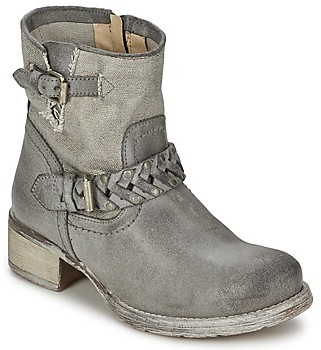 CAFe'NOIR Boogry women's Mid Boots in Grey