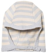 MarMar Copenhagen Pale Blue/Off White Hoody