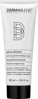 Dermablend Makeup Dissolver Face and Body Powerful Makeup Remover