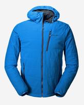 Eddie Bauer Men's IgniteLite Flux Stretch Hooded Jacket