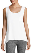 Beyond Yoga One Hand In My Pocket Tank Top, Pink