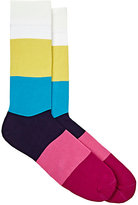 Corgi Men's Block Striped Socks