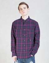 10.Deep Dvsn Flannel Shirt