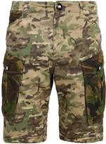 Gstar Rc Rovic Loose 1/2 Shorts Khaki/army Green