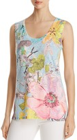 Nally & Millie Watercolor Floral Swing Tank - 100% Exclusive
