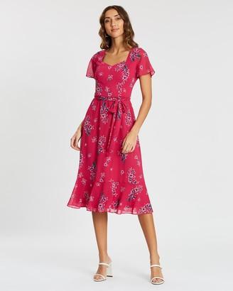 Review Pretty As A Posy Dress