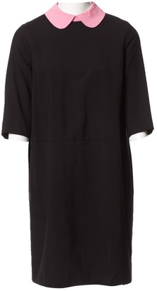 Marni Black Wool Dresses