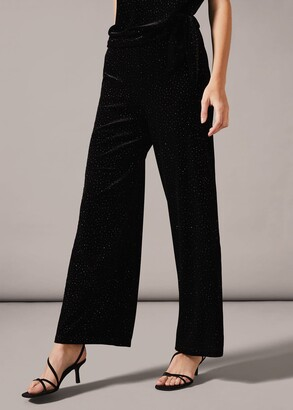 Phase Eight Sissy Glitter Trousers