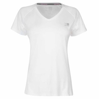 Karrimor Ladies Running T Shirt Short Sleeves Top (14