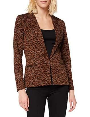Tom Tailor Women's Jacquard Blazer,XX-Large