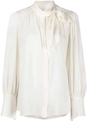 Zimmermann Pussy Bow Blouse