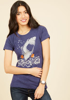 ModCloth Safety First! T-Shirt in S