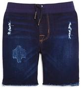 Hudson Boys' Knit Denim Shorts - Baby