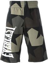 Ports 1961 camouflage print bermuda shorts - men - Cotton - S