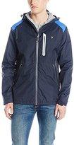Farah Men's Brading Hooded Zip Jacket