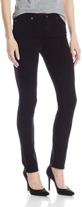 AG Jeans Women's The Prima Skinny Jean Super Black 31