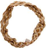 Missoni Metallic Chevron Headband