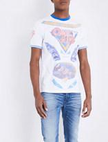 Diesel T-joe-nb cotton-jersey T-shirt
