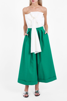 DELPOZO Long Pleated Culottes