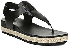 Vince Women's Flint Platform Thong Sandals