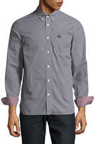 Fred Perry Classic Gingham Sport Shirt