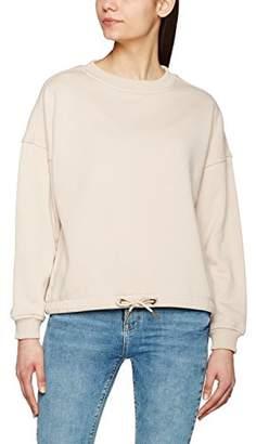 Urban Classics Women's Ladies Oversized Crew Sweatshirt