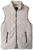 True Grit Men's Frosty Tipped Double Vest With Zip Pockets