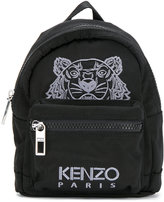 Kenzo Mini Tiger Canvas backpack - men - Nylon/Polyester - One Size